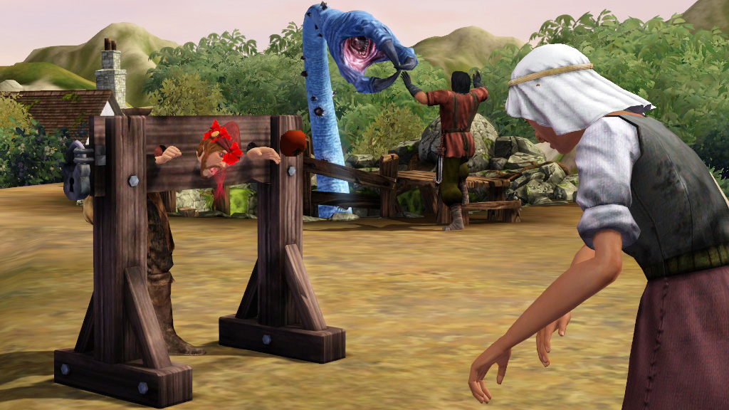 The Sims: Medieval – tak trochu jiný středověk 35348