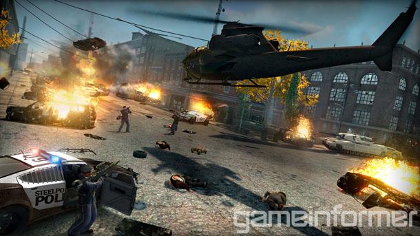 Cestou necestou na E3 2011: Saints Row 3 35584