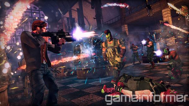 Cestou necestou na E3 2011: Saints Row 3 35586