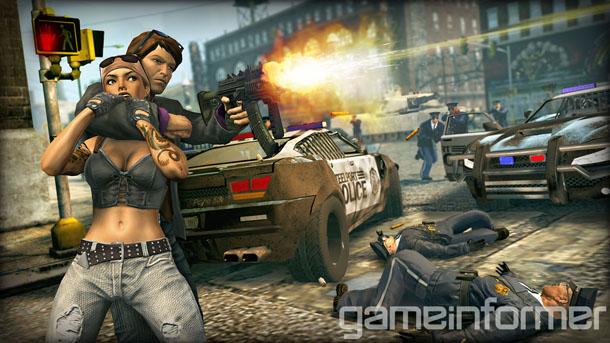 Cestou necestou na E3 2011: Saints Row 3 35597