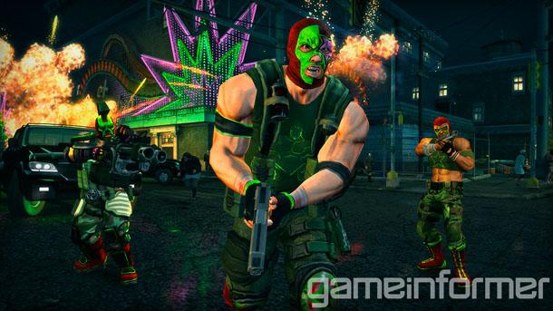 Cestou necestou na E3 2011: Saints Row 3 35601