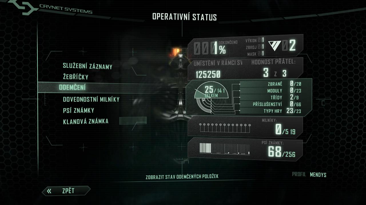 Crysis 2 – recenze multiplayeru 35706