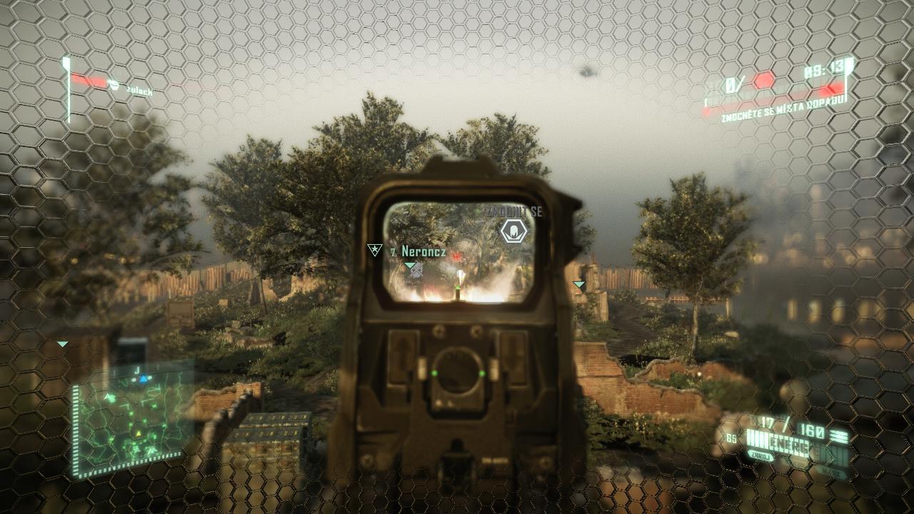 Crysis 2 – recenze multiplayeru 35709