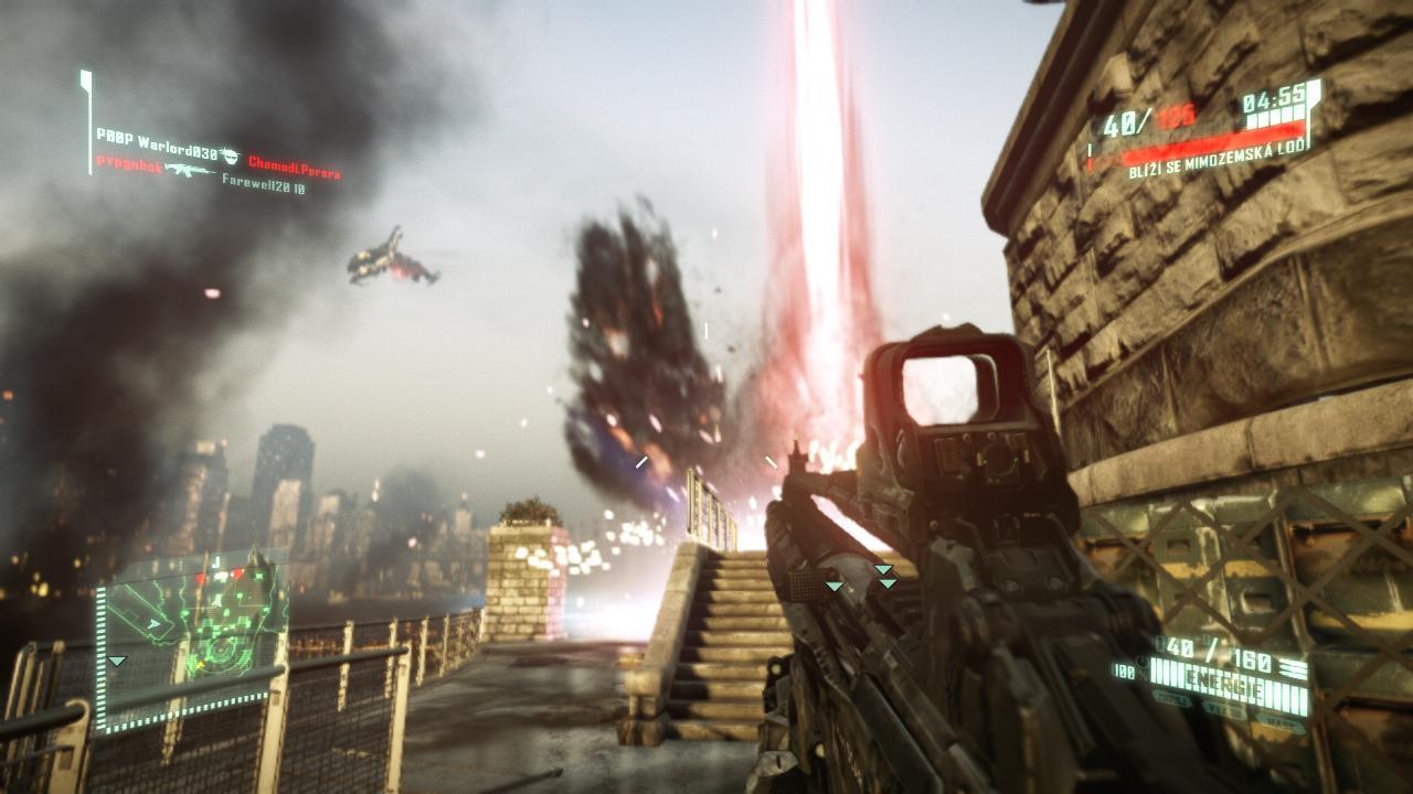 Crysis 2 – recenze multiplayeru 35713