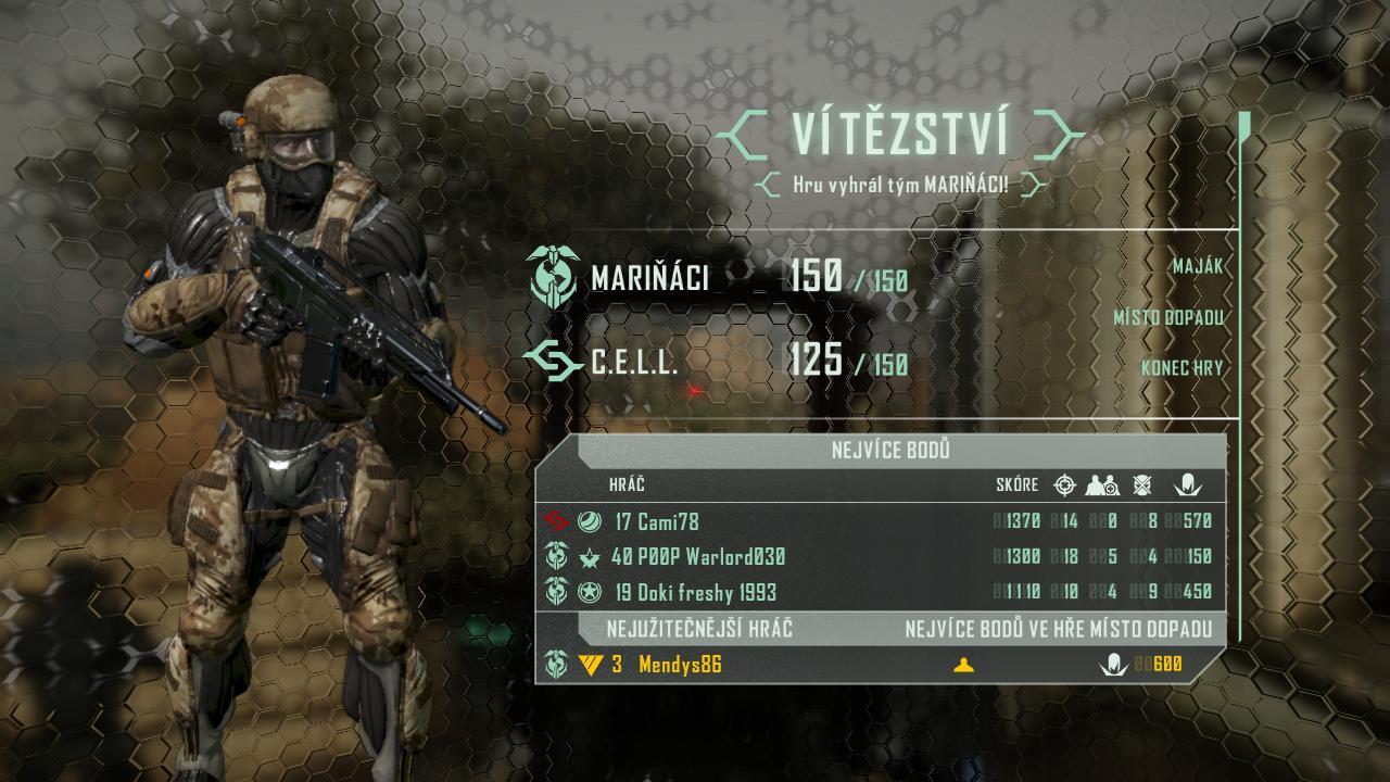 Crysis 2 – recenze multiplayeru 35717