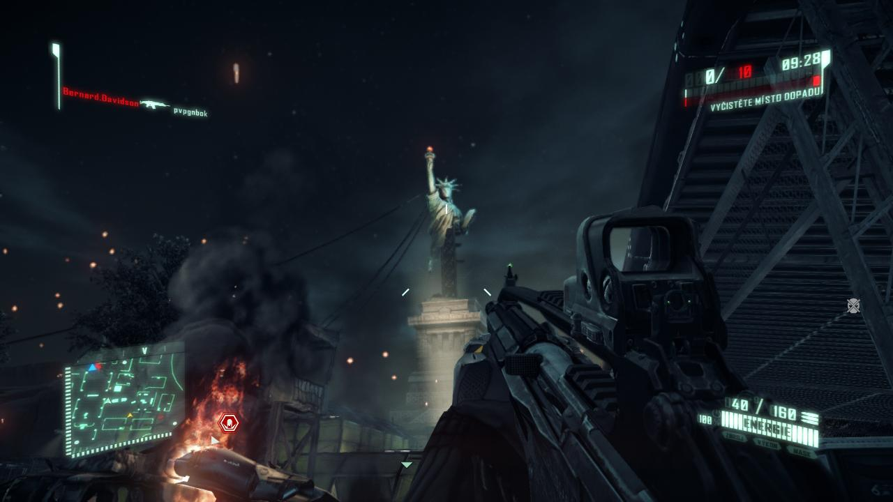 Crysis 2 – recenze multiplayeru 35718