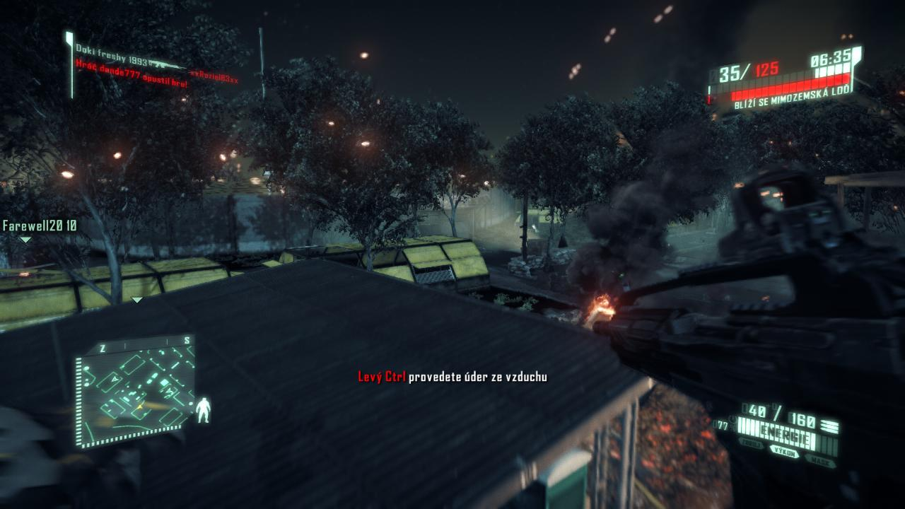 Crysis 2 – recenze multiplayeru 35719