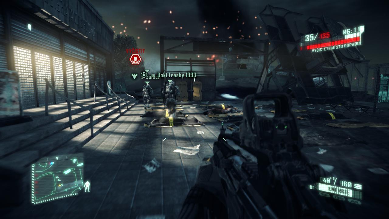 Crysis 2 – recenze multiplayeru 35720