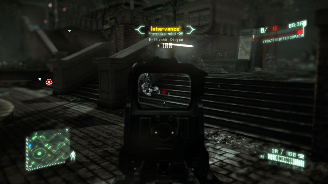 Crysis 2 – recenze multiplayeru 35723