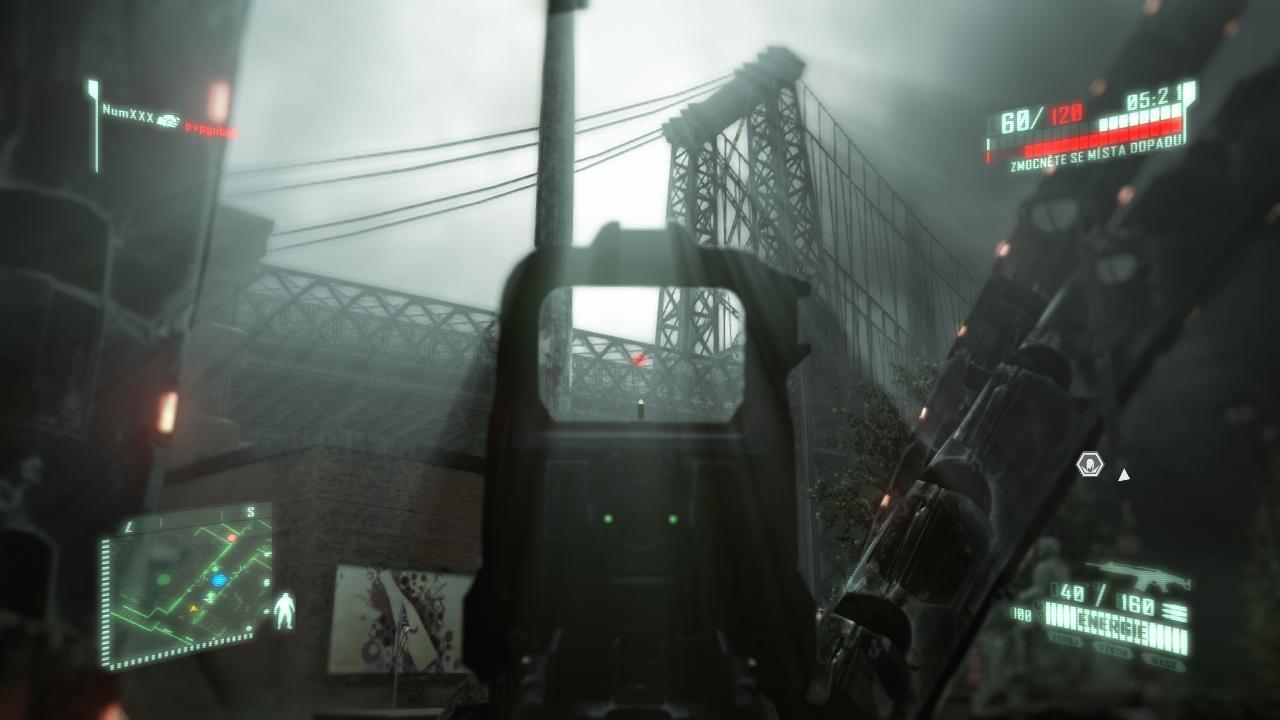 Crysis 2 – recenze multiplayeru 35725