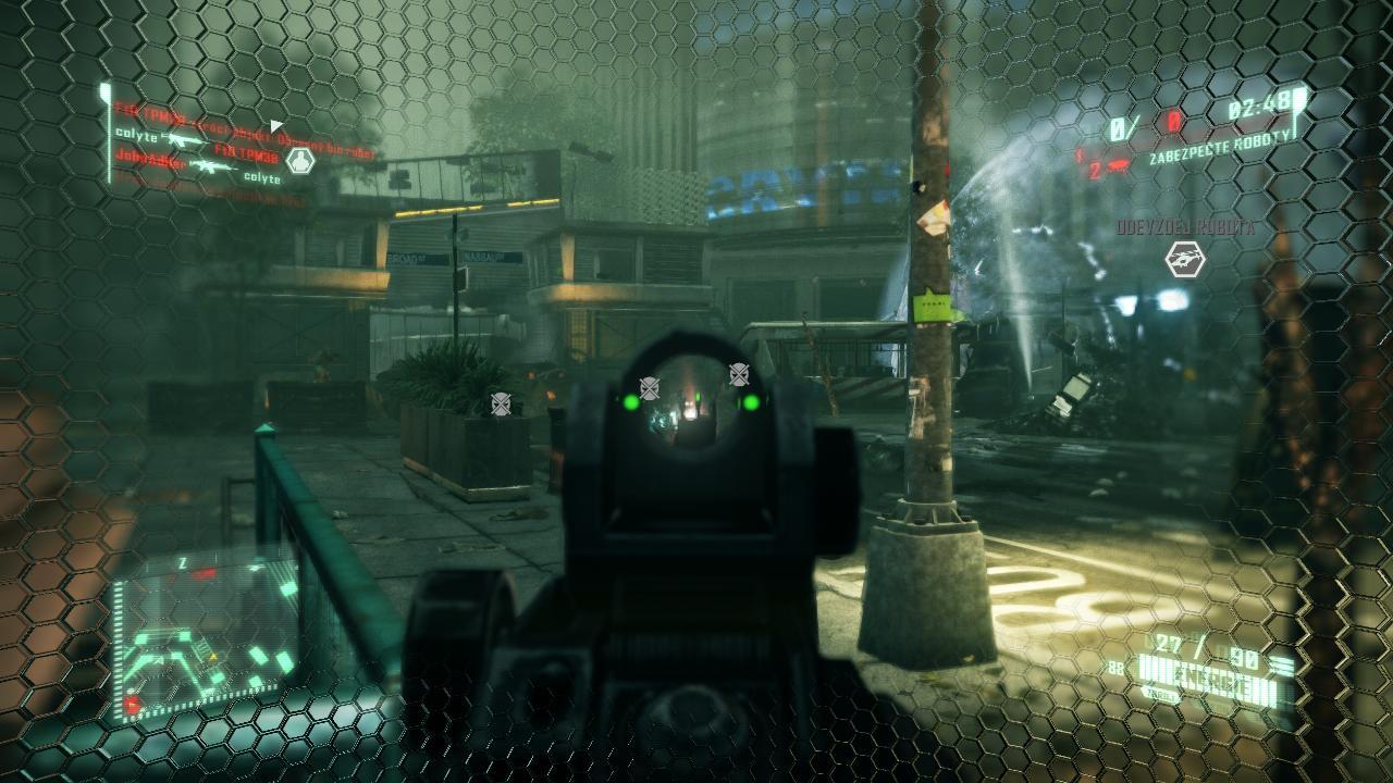 Crysis 2 – recenze multiplayeru 35726