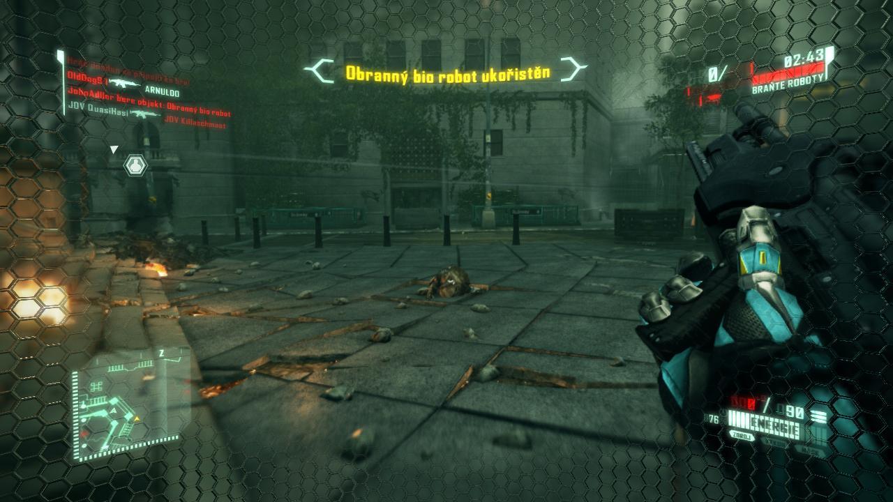 Crysis 2 – recenze multiplayeru 35727