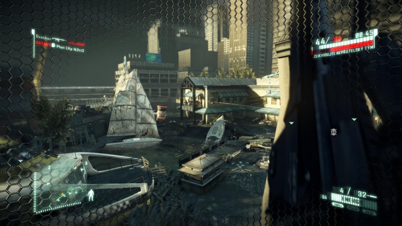 Crysis 2 – recenze multiplayeru 35732