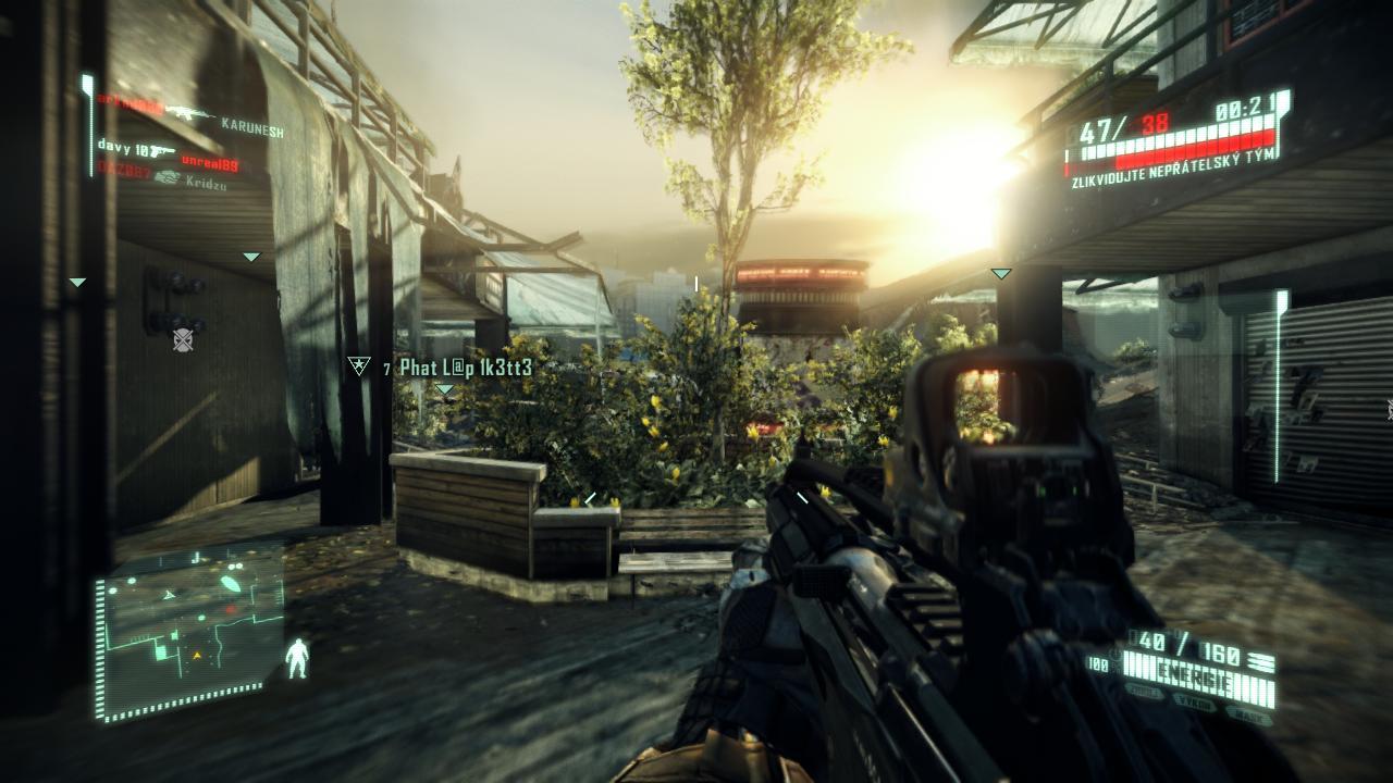 Crysis 2 – recenze multiplayeru 35734