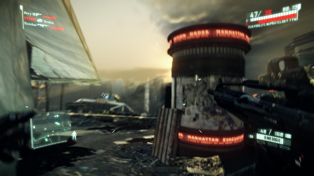 Crysis 2 – recenze multiplayeru 35735