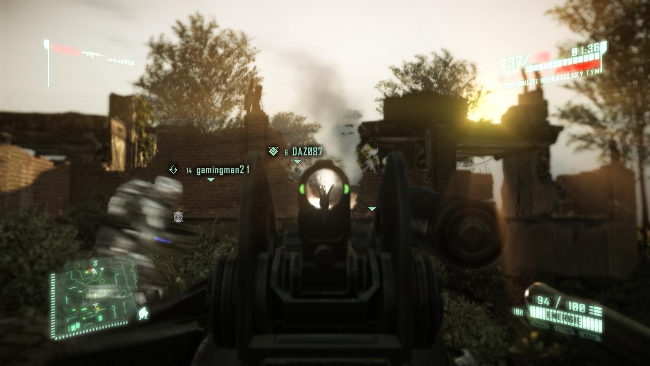 Crysis 2 – recenze multiplayeru 35747