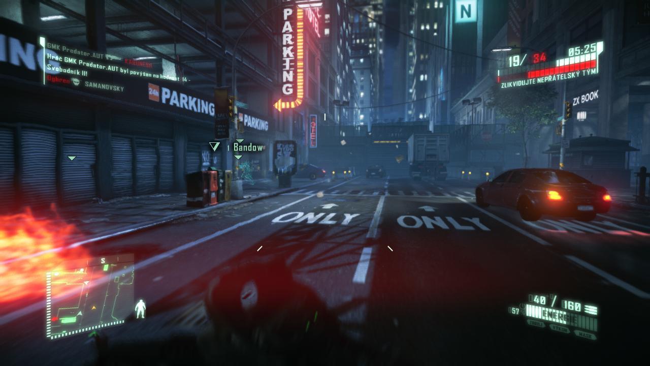 Crysis 2 – recenze multiplayeru 35753