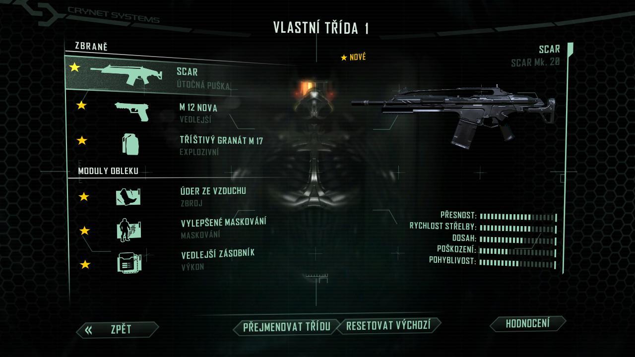 Crysis 2 – recenze multiplayeru 35756