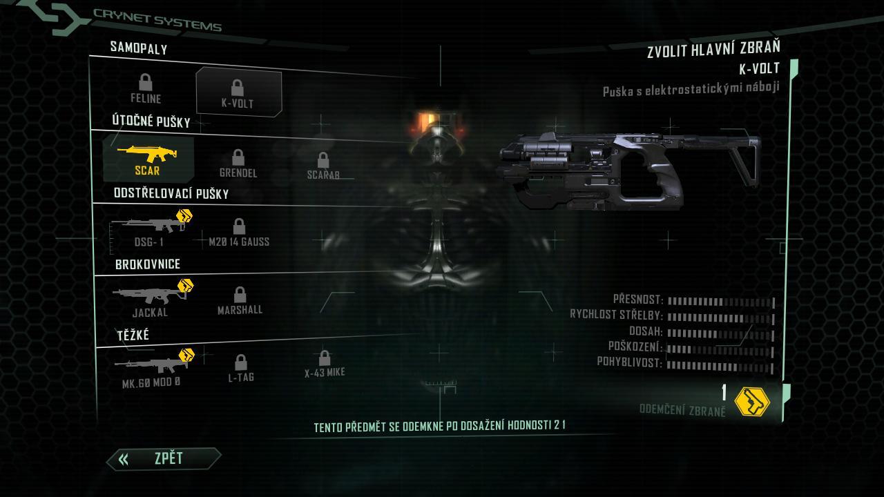 Crysis 2 – recenze multiplayeru 35757