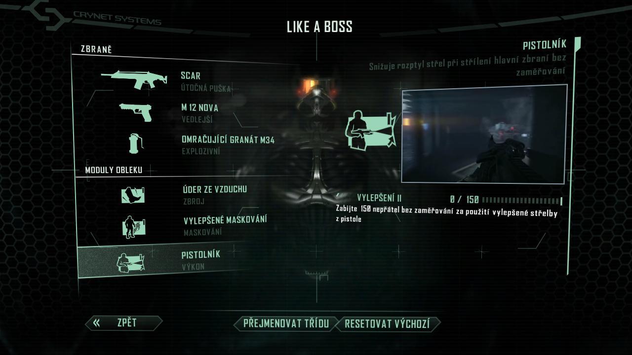 Crysis 2 – recenze multiplayeru 35758
