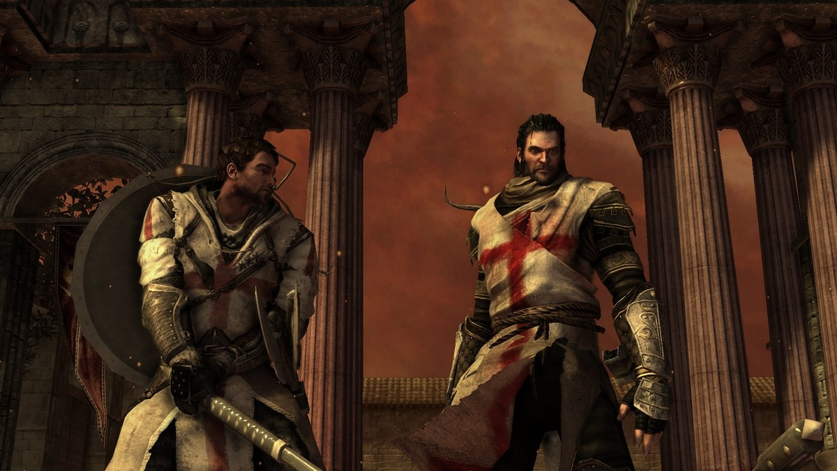 The Cursed Crusade – tak násilná zábava tu ještě nebyla 35949