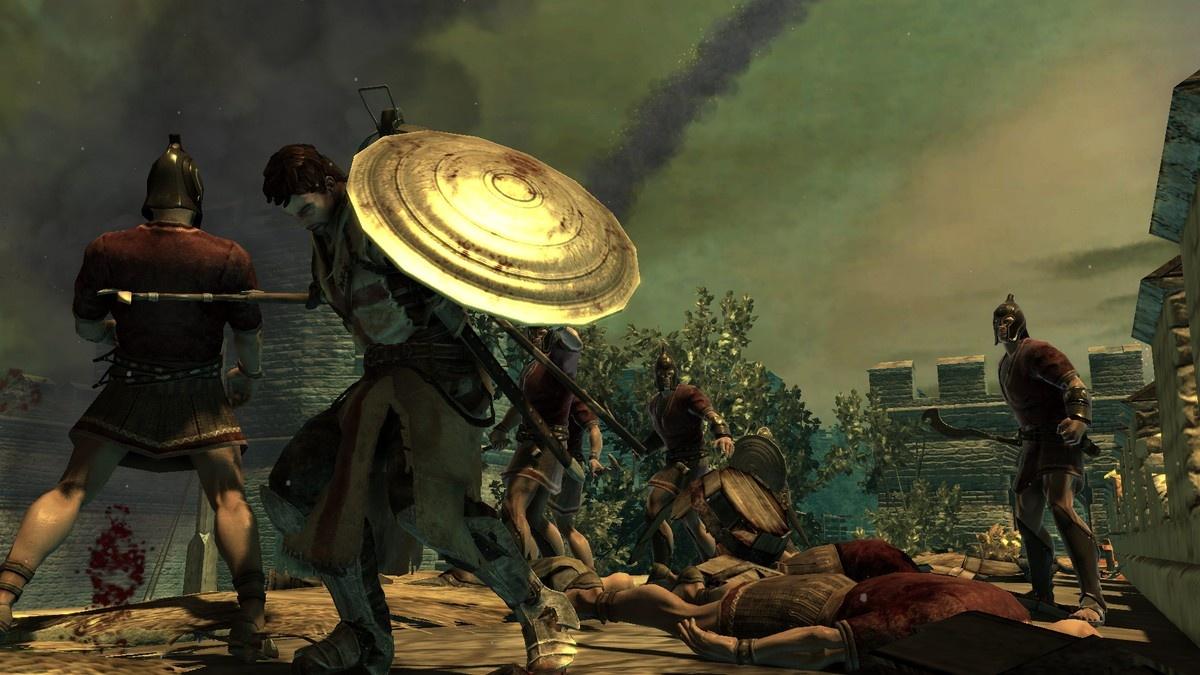 The Cursed Crusade – tak násilná zábava tu ještě nebyla 35950