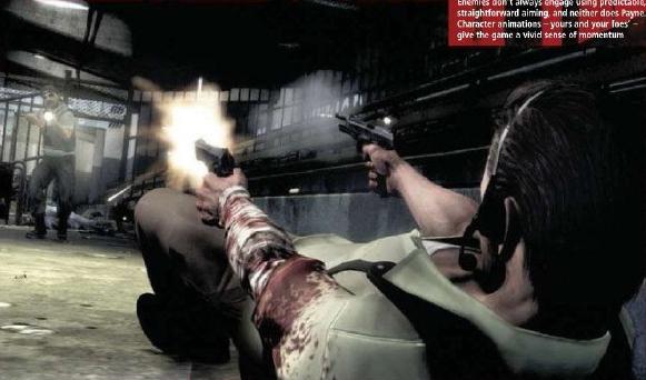 Třetí Max Payne se připomíná 36193