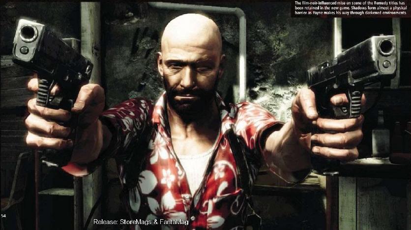 Třetí Max Payne se připomíná 36198