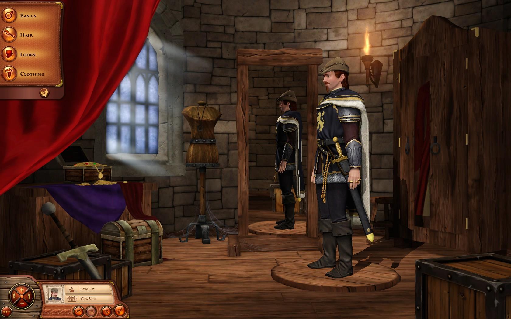 The Sims: Medieval – tak trochu jiný středověk 36240
