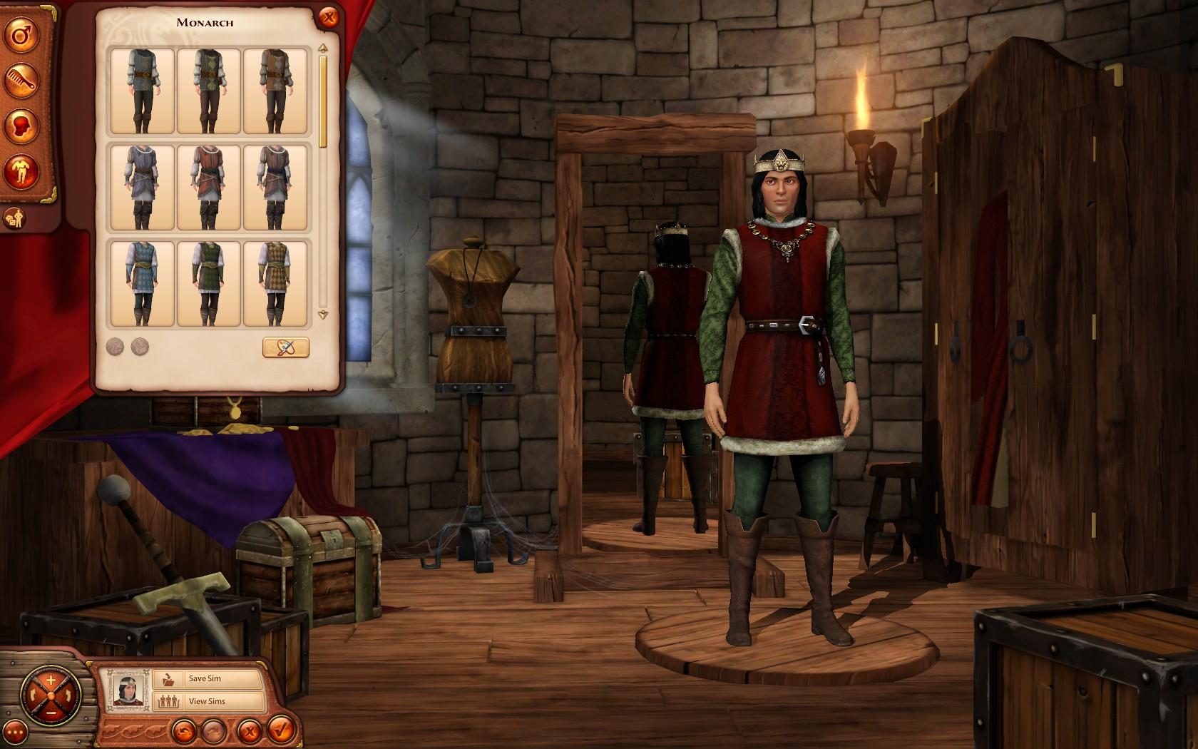 The Sims: Medieval – tak trochu jiný středověk 36241