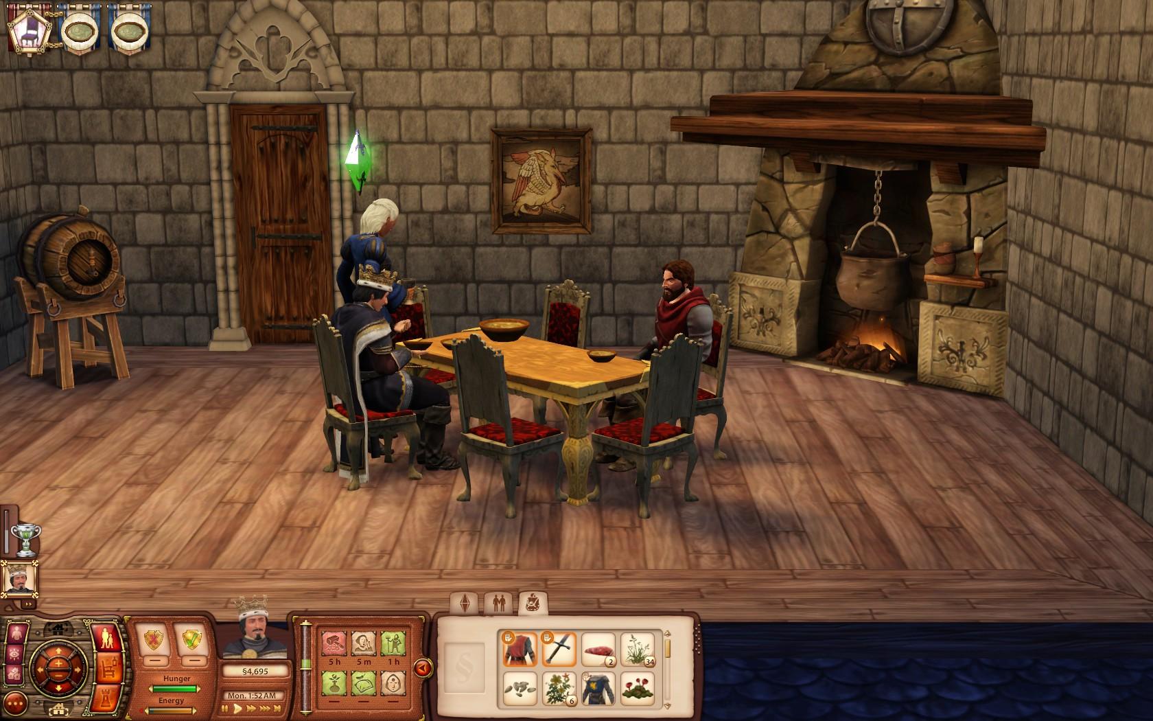 The Sims: Medieval – tak trochu jiný středověk 36243