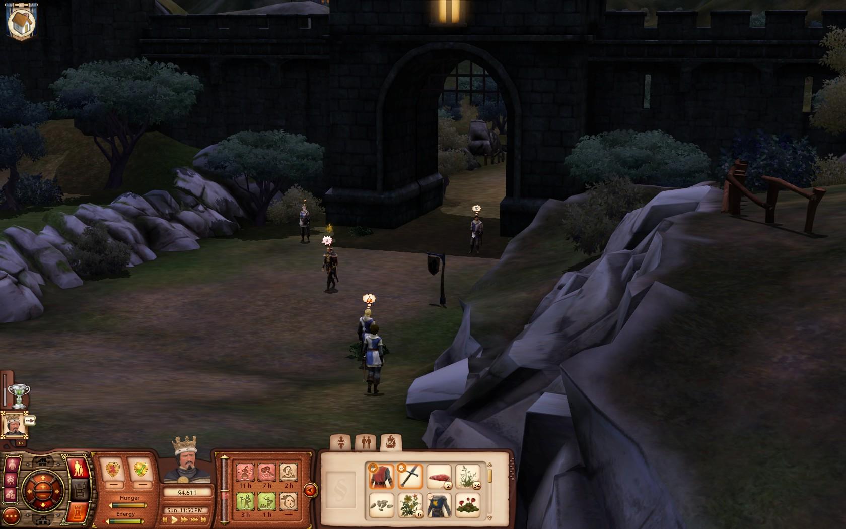The Sims: Medieval – tak trochu jiný středověk 36244