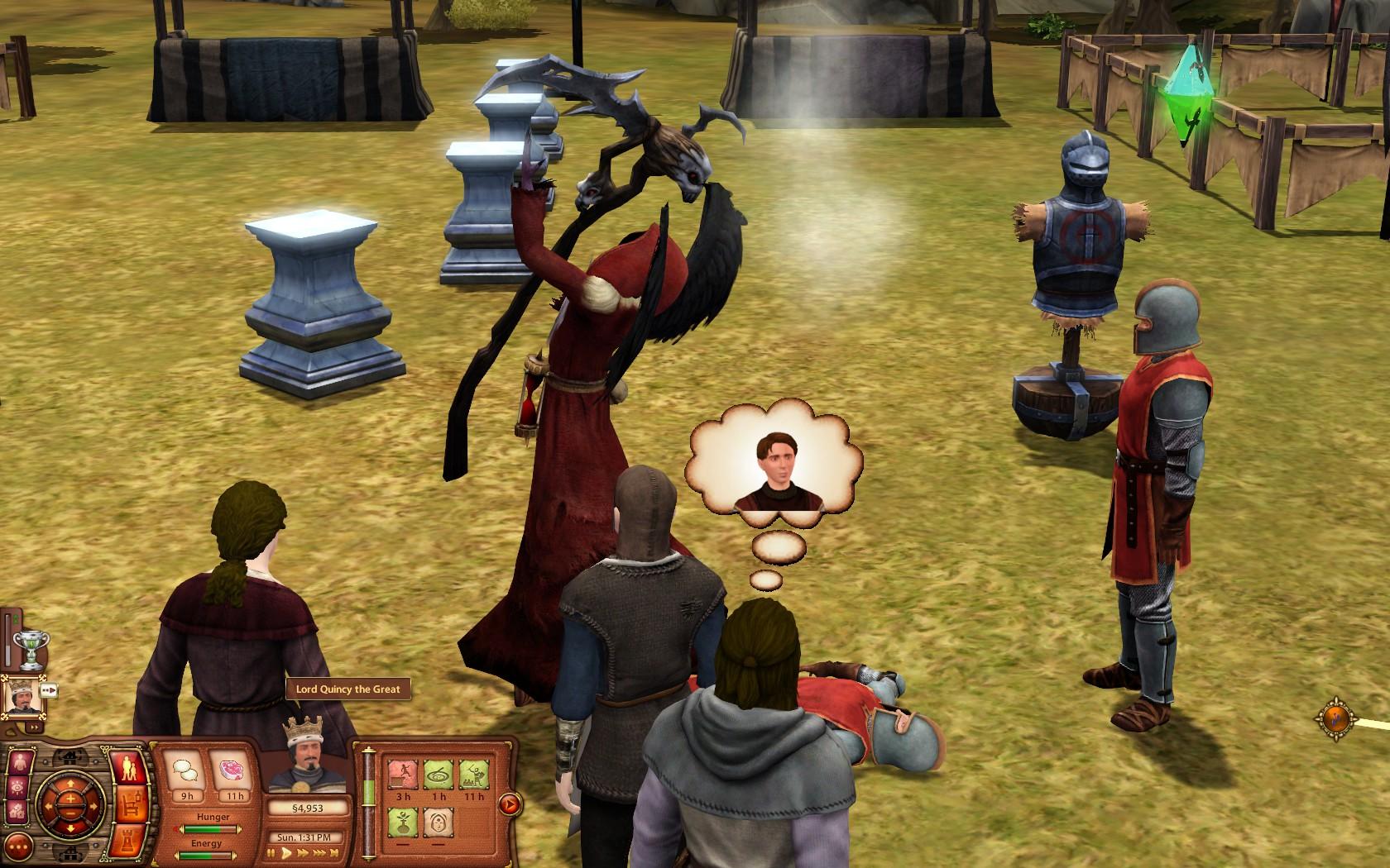 The Sims: Medieval – tak trochu jiný středověk 36247