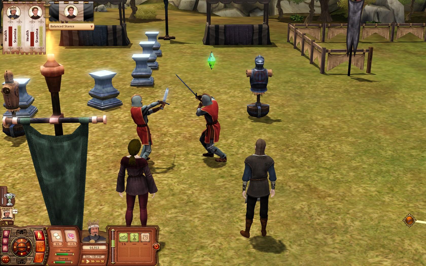 The Sims: Medieval – tak trochu jiný středověk 36248