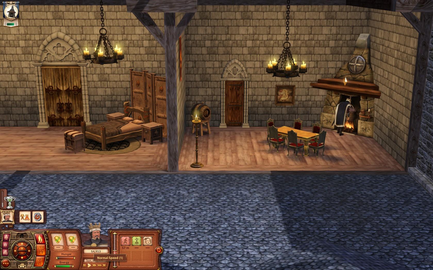 The Sims: Medieval – tak trochu jiný středověk 36253