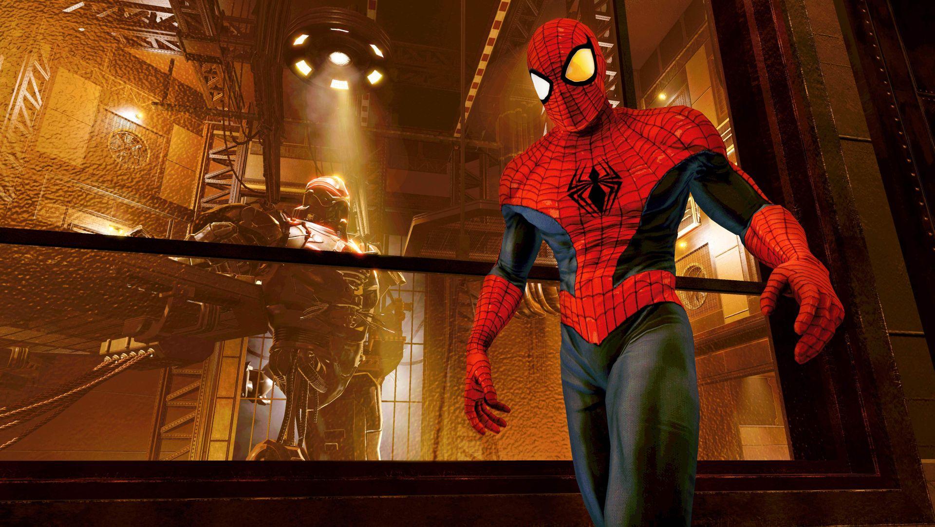 Spider-Man: Edge of Time – Spider-Manův exodus 36441