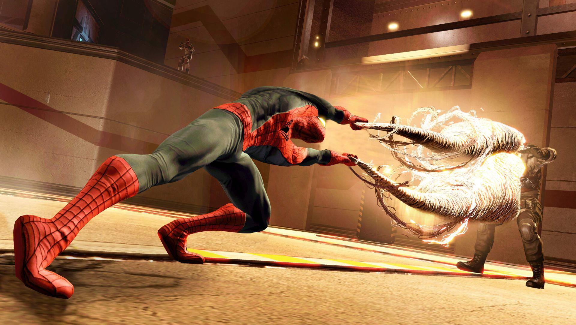 Spider-Man: Edge of Time – Spider-Manův exodus 36443