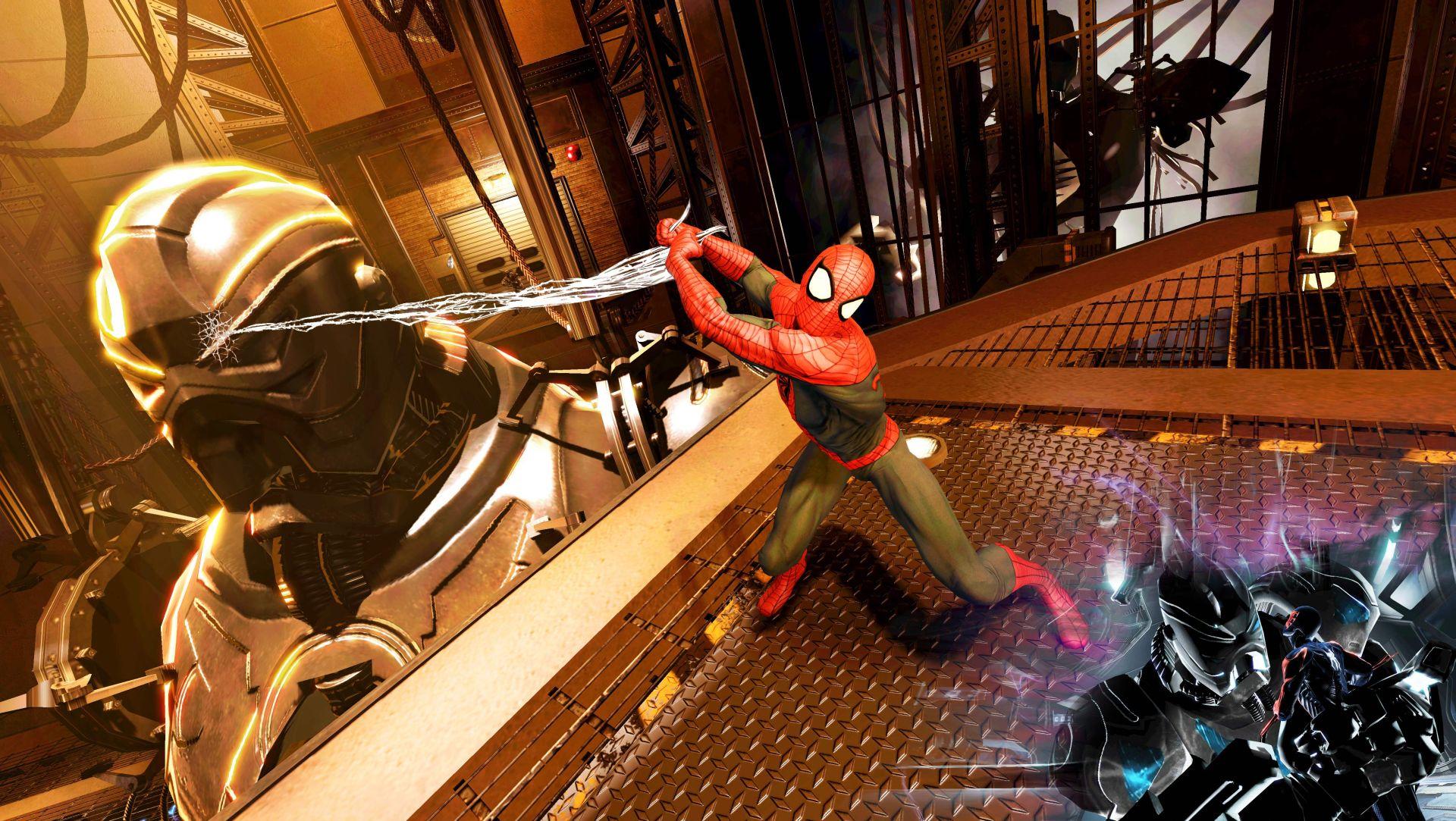 Spider-Man: Edge of Time – Spider-Manův exodus 36447