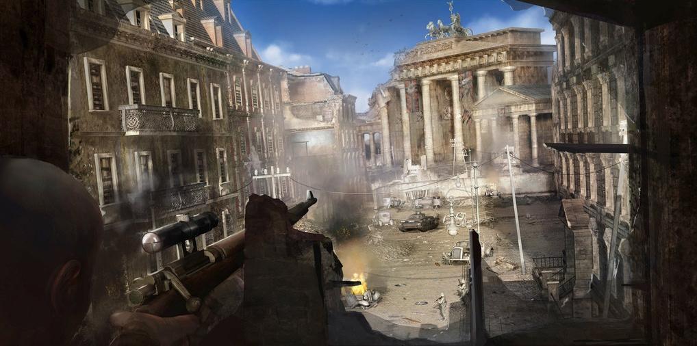 Sniper Elite V2 ve vývoji, dorazí v roce 2012 37183
