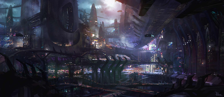 Čerstvé pohlednice ze sci-fi města Prey 2 37267