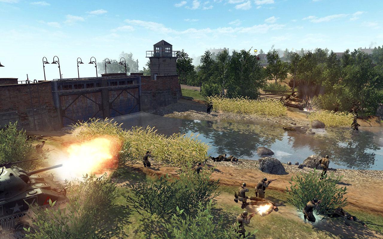 Předčasné odhalení Men of War: Vietnam 3730