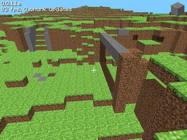 Adventure update pro Minecraft se zdrží 37307