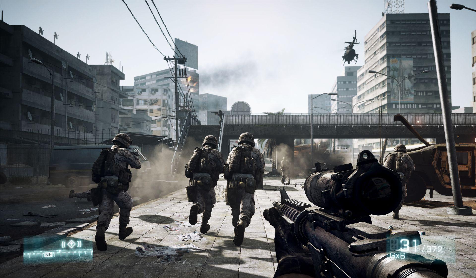 Battlefield 3 – arkádová válka je zde 37591
