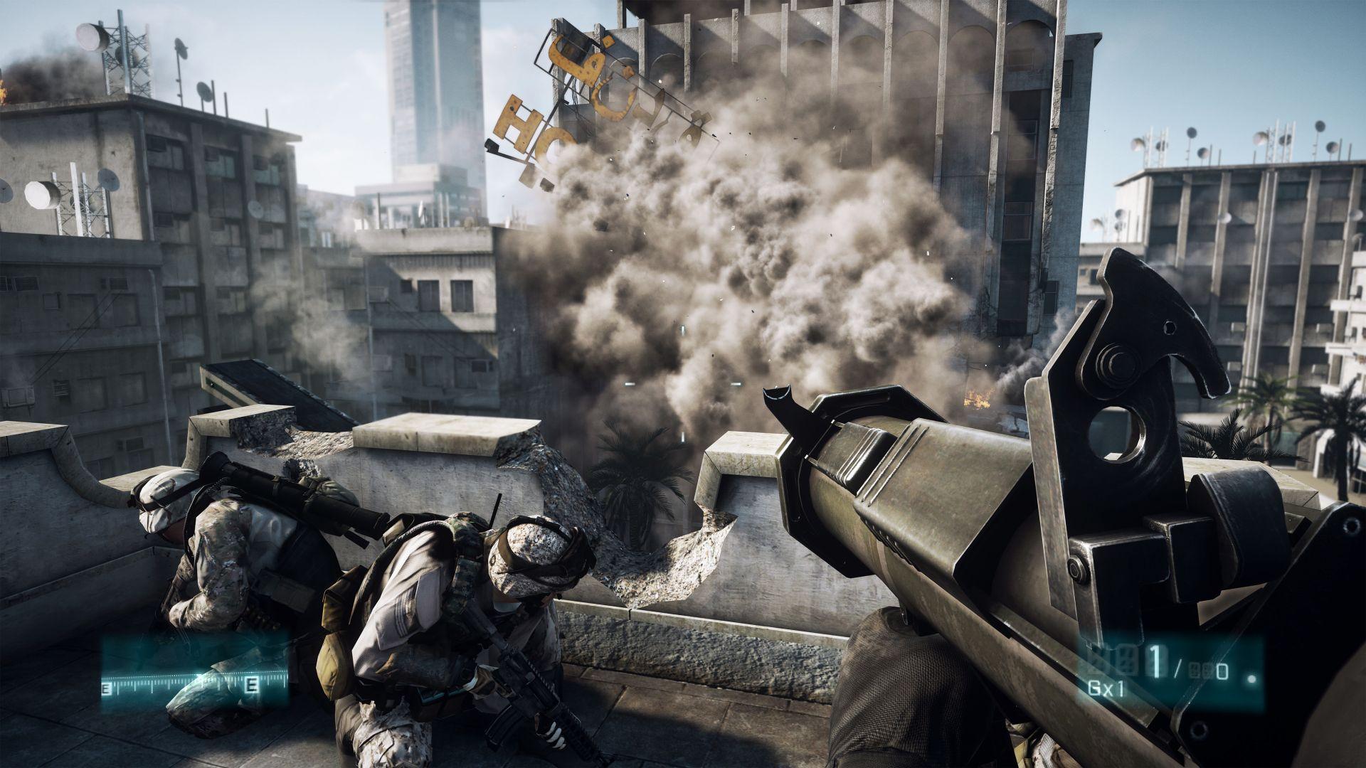 VIDEO: Battlefield 3 a prezentace grafických vymožeností 37594