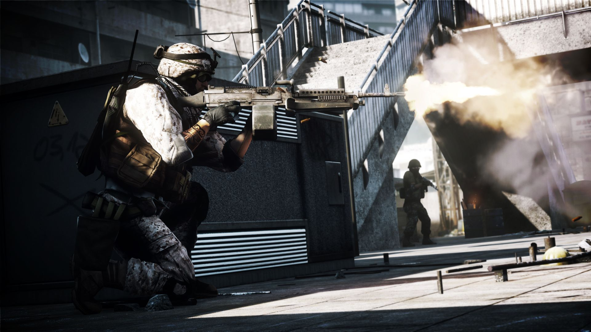 Battlefield 3 – multiplayer očima hráčů 37596