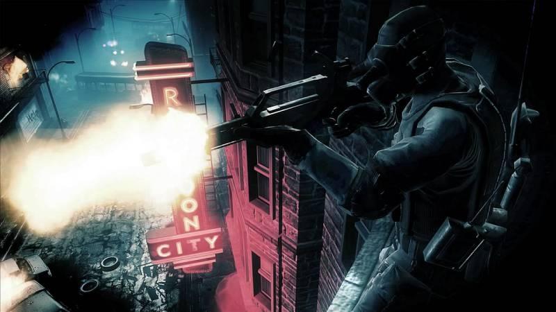 Resident Evil: Operation Raccoon City - odbočka z útesu 37800