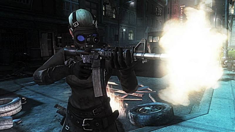 Resident Evil: Operation Raccoon City - odbočka z útesu 37803
