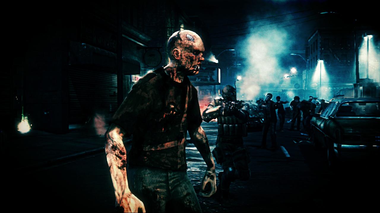 Resident Evil: Operation Raccoon City - odbočka z útesu 37877