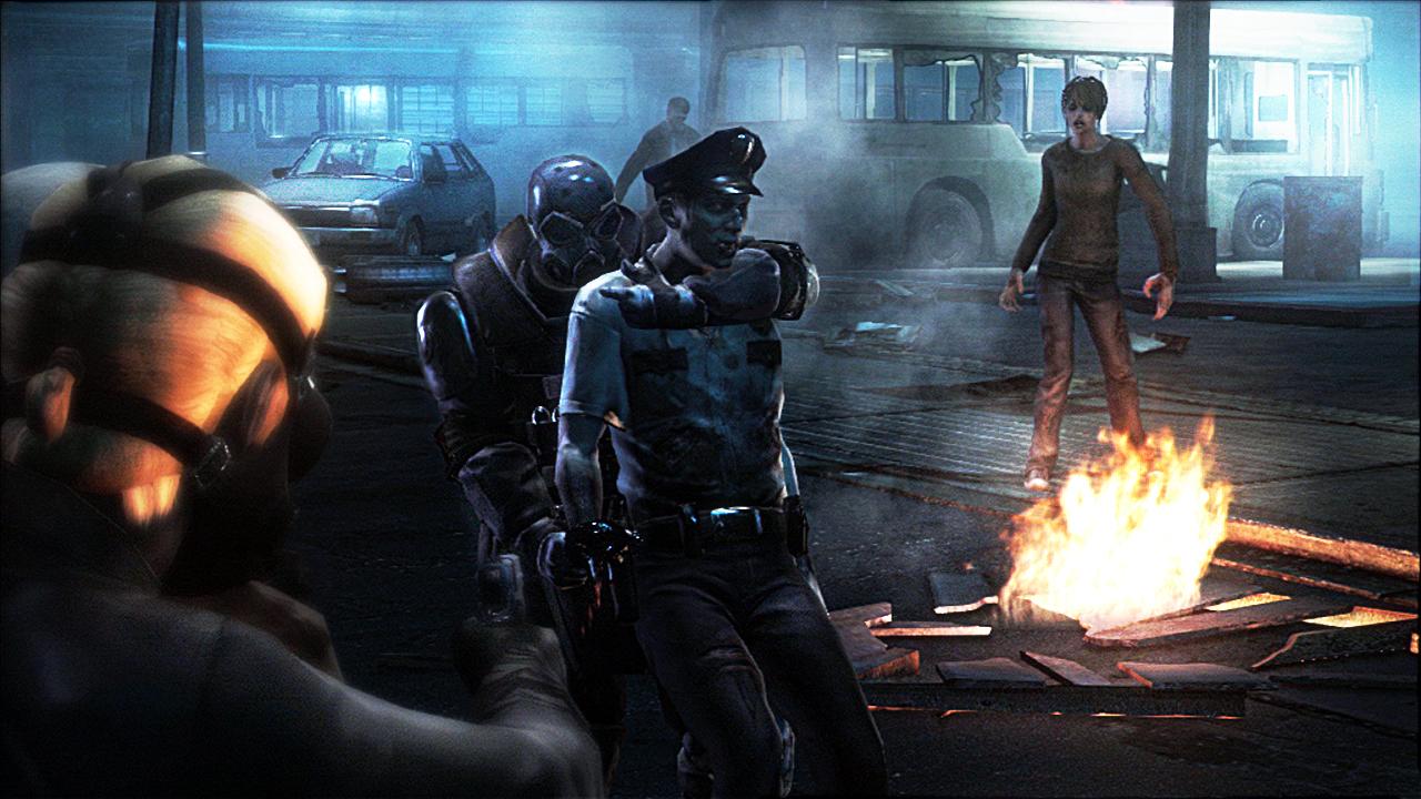 Resident Evil: Operation Raccoon City - odbočka z útesu 37878