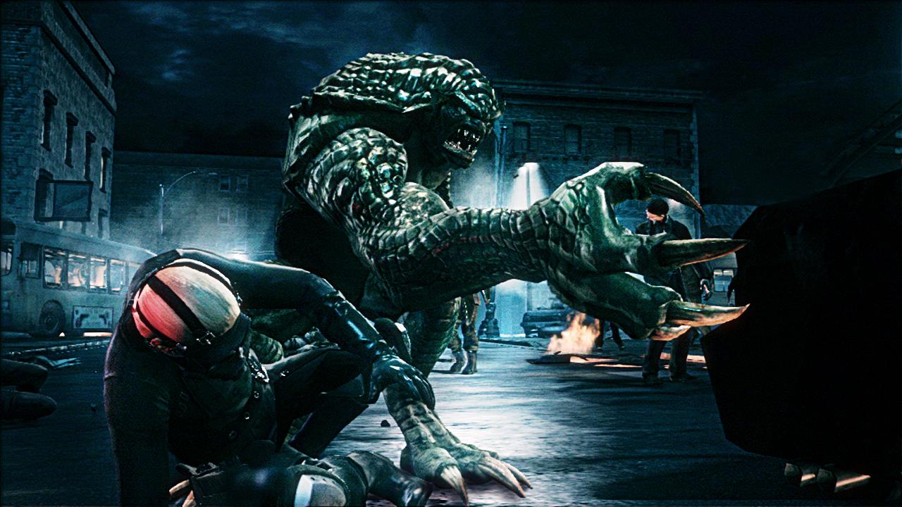 Resident Evil: Operation Raccoon City - odbočka z útesu 37881